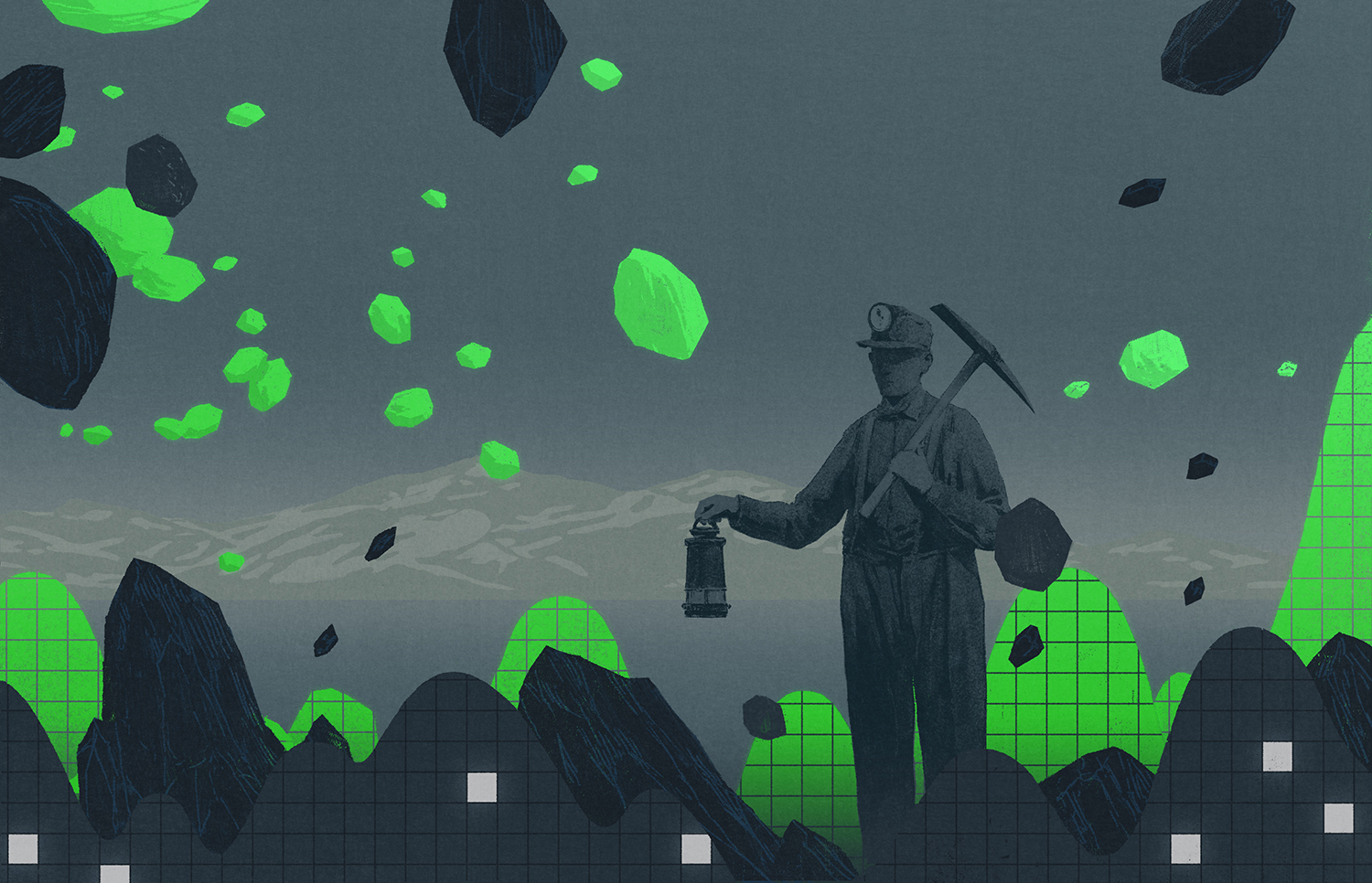 """Content moderators are """"the coal workers of Silicon Valley,"""" one Accenture employee told TIME. The dangerous, underpaid work of underground coal mining was the  absolute necessary counterpart  of the clean, safe world above, author George Orwell observed in 1937."""