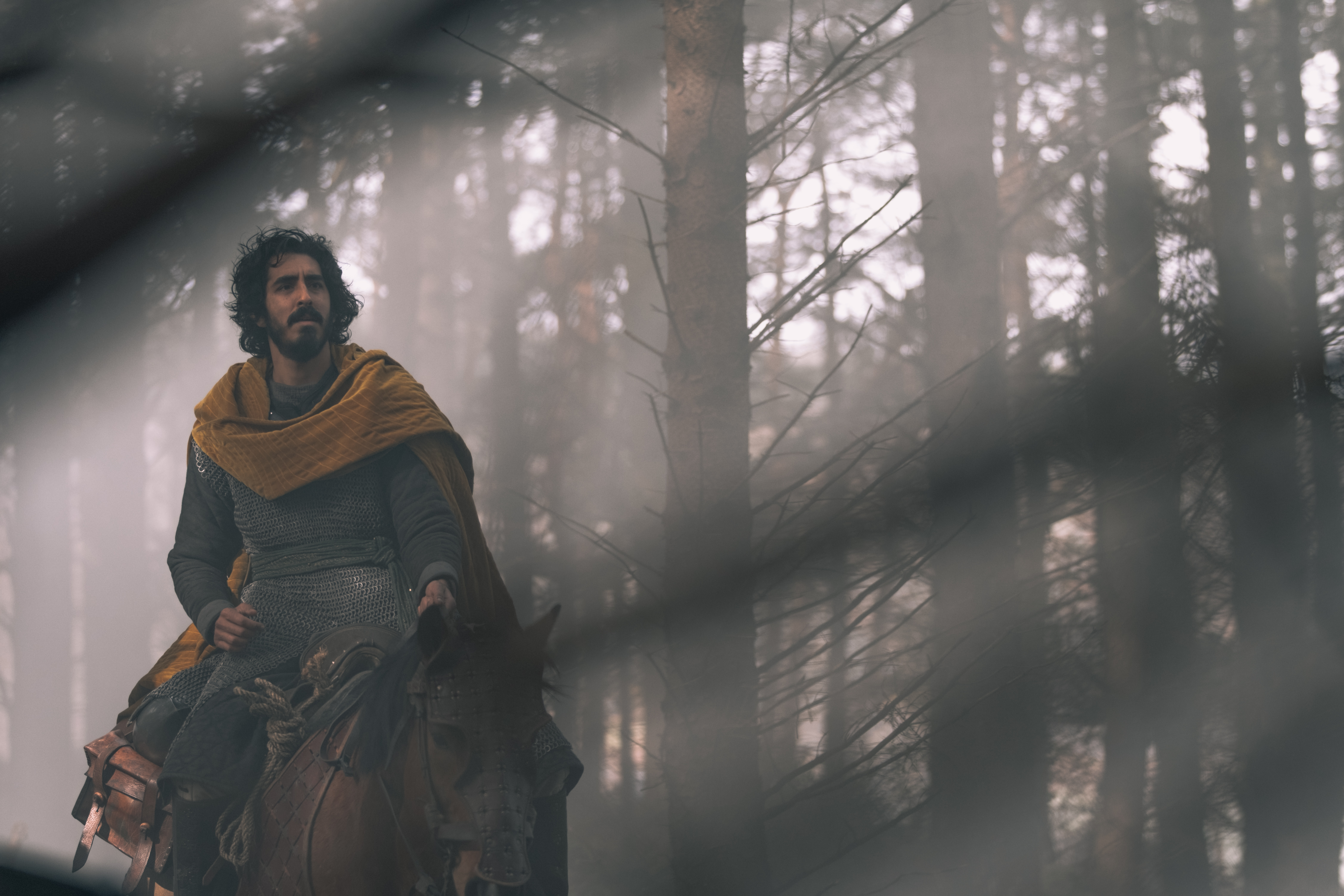 Dev Patel in 'The Green Knight'