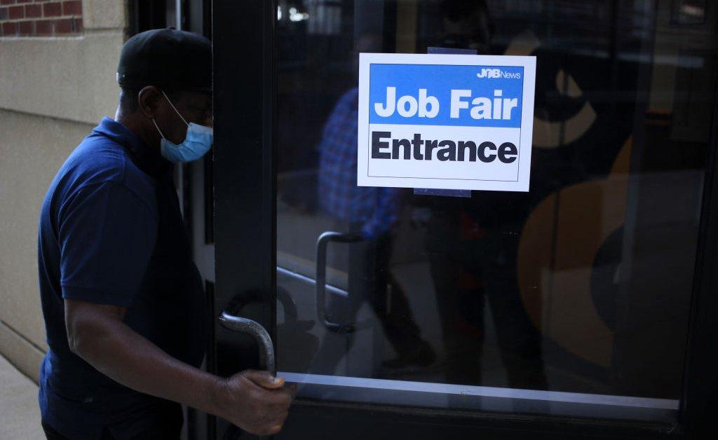 Surprise Jump in Unemployment Claims Shows U.S. Labor Market Churn