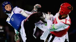 The Iranian Olympian Friends Turned Rivals at Tokyo 2020