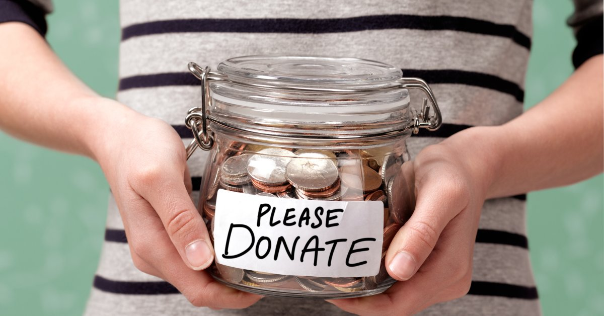 Only Half of American Households Donate to Charity, a New Study Reveals