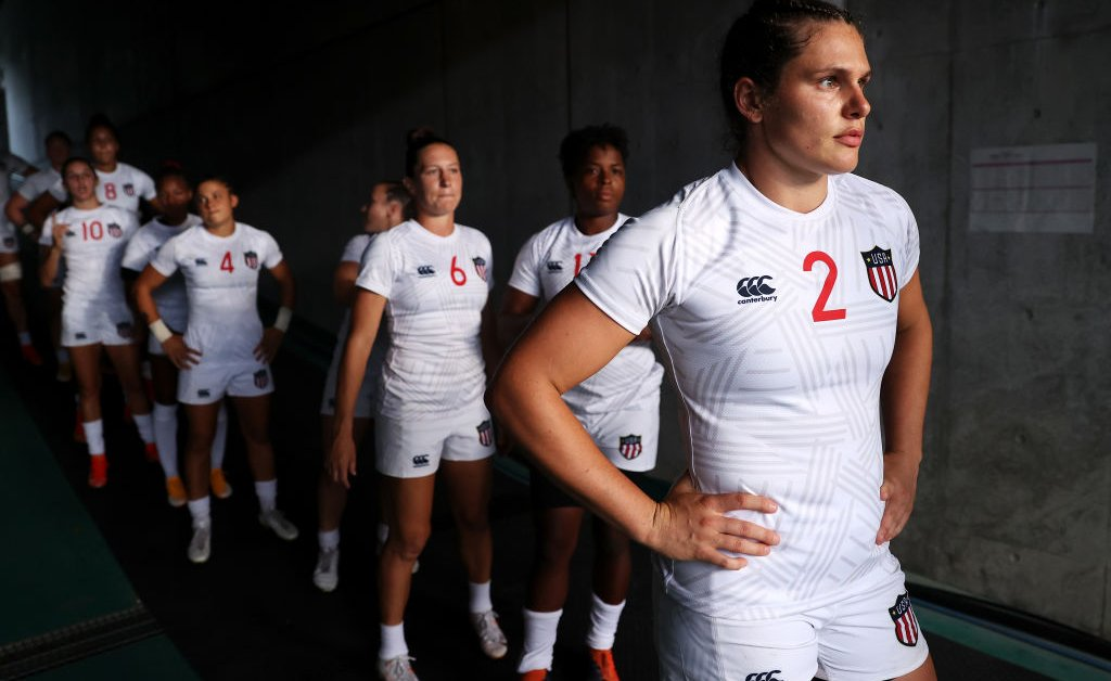 Team USA's Ilona Maher Is a Star on the Olympic Rugby Field—and TikTok