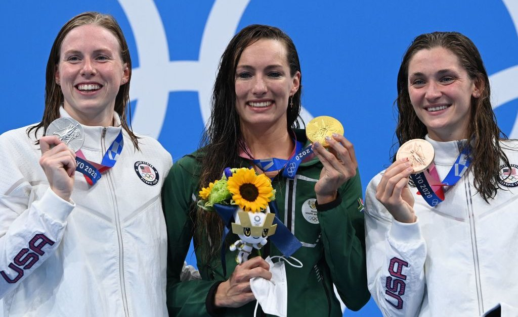With Silver and Bronze Medals, Lilly King Fulfills a Solemn Promise to Teammate Annie Lazor