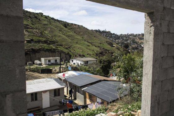 MEXICO-HAITI-MIGRATION