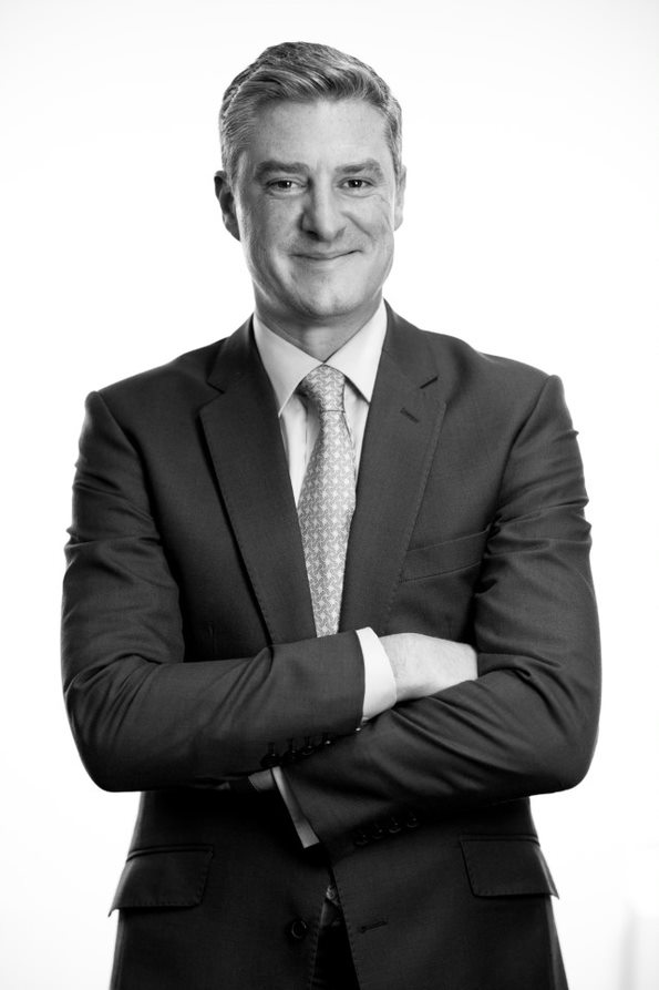 Neil Murray, CEO of JLL's Work Dynamics group