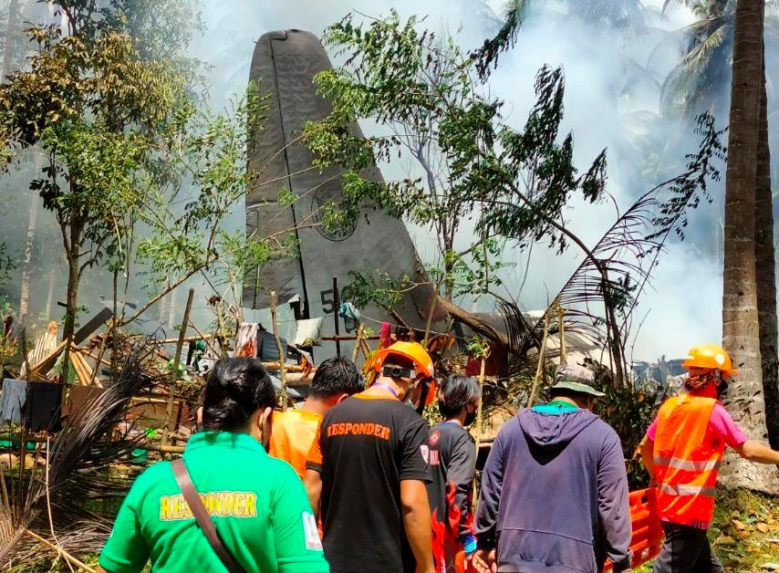 31 Dead After Military Plane Crashes in the Philippines