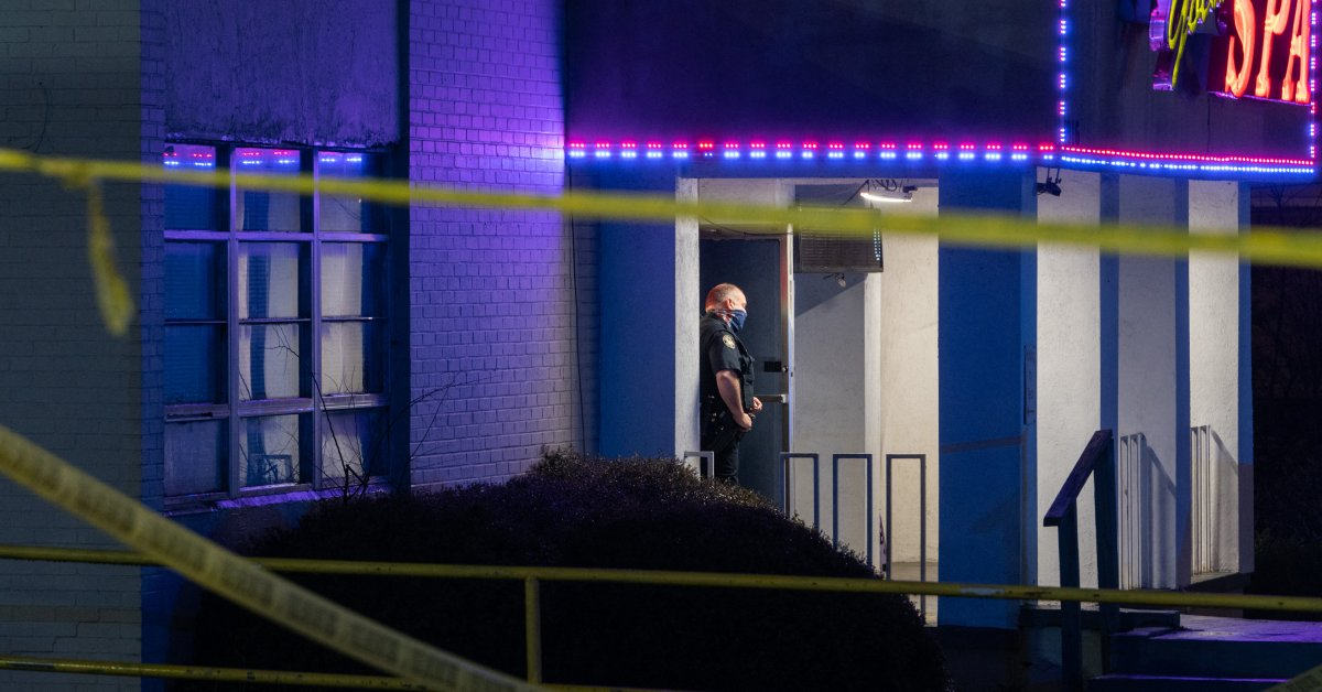 Atlanta Spa Shooter Signs Plea Deal, Pleads Guilty to 4 Killings