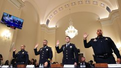 Jan. 6 Inquiry Begins With Powerful Testimony, GOP Protest