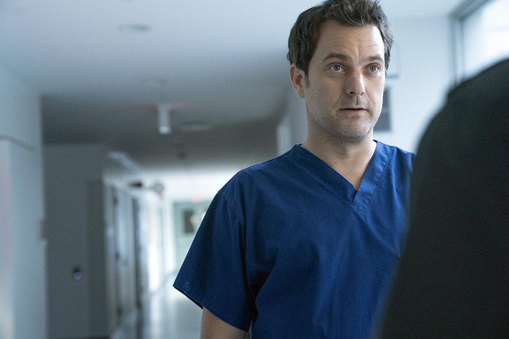 Joshua Jackson in 'Dr. Death'