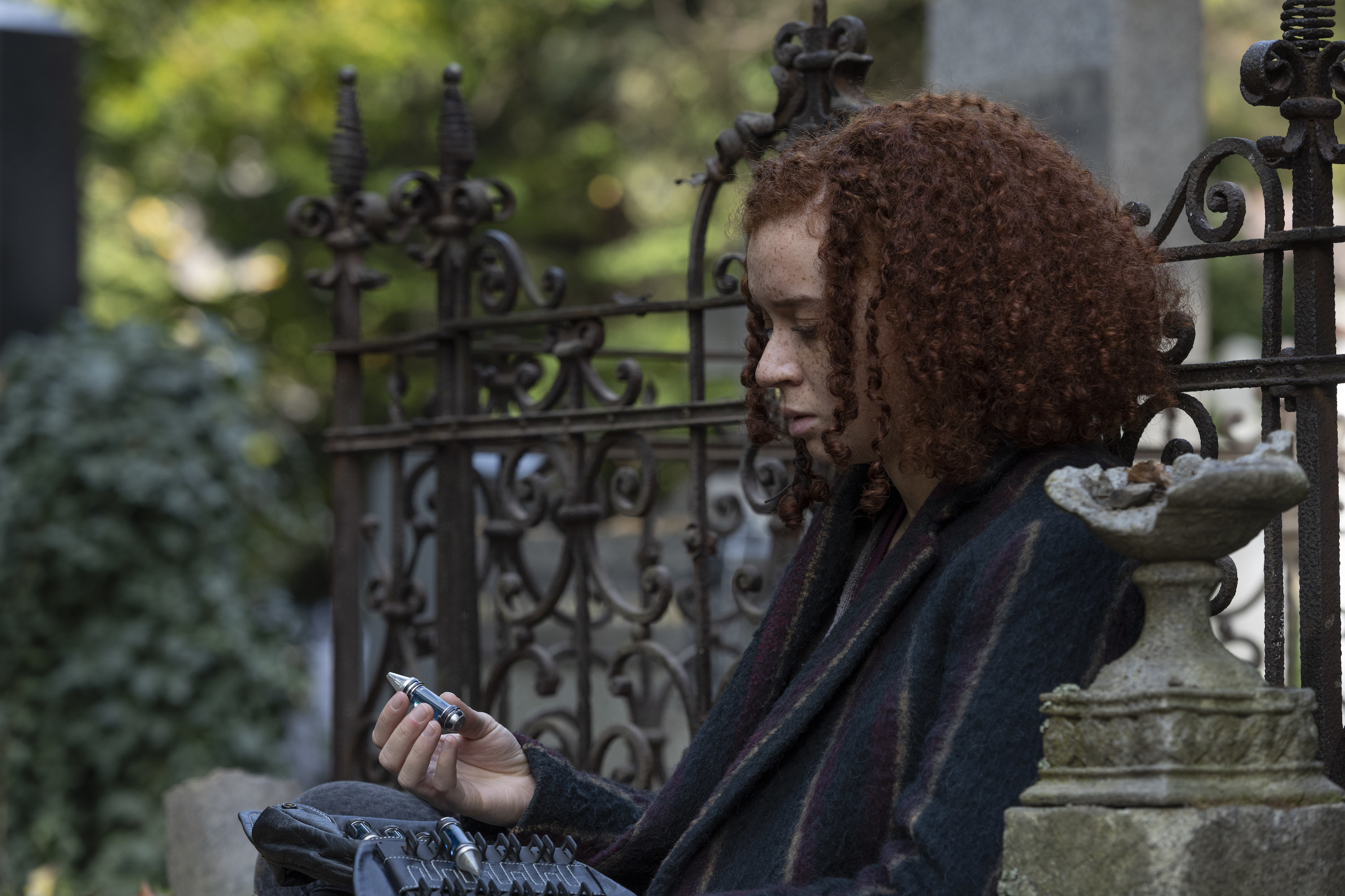 Erin Kellyman in Falcon and the Winter Soldier