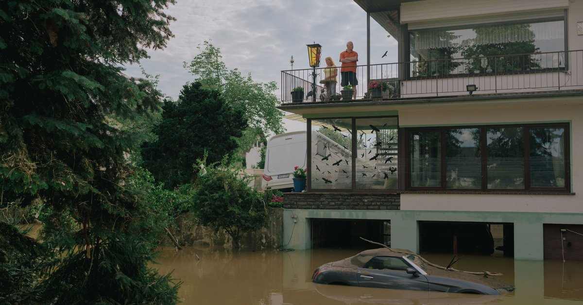 Germany's Flooding Exposed Europe's Climate Change Hubris