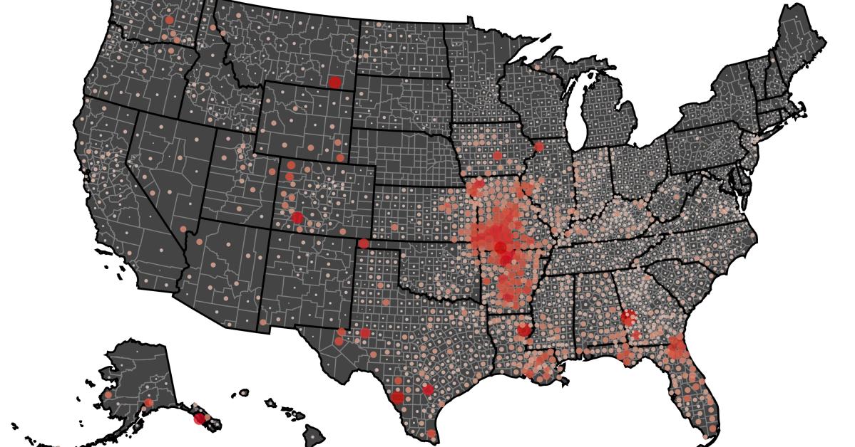 Gelombang Keempat COVID-19 Sedang Terjadi di AS Apakah Ada Cukup Waktu untuk Menghentikannya?