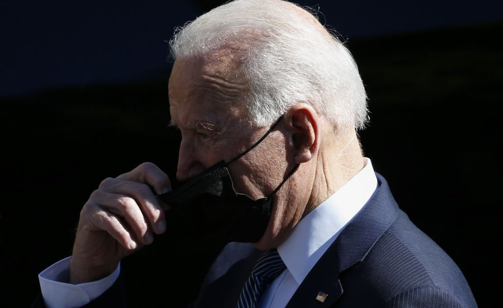 The CDC's Masking Reversal Marks a Difficult New Phase of Joe Biden's Pandemic Fight
