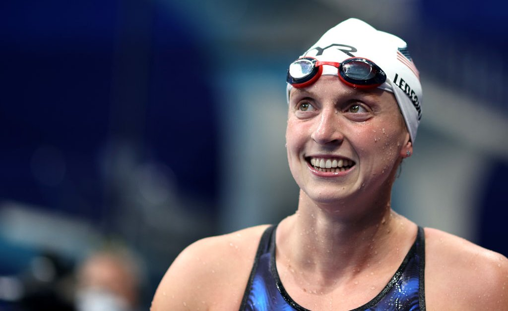 Katie Ledecky Adds Another Gold to Her Medal Haul in Tokyo