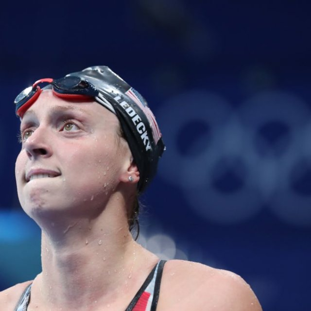 Katie Ledecky's Incredible Olympic Legacy