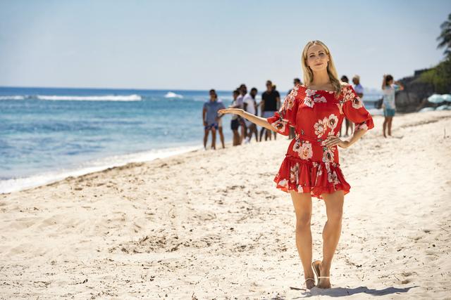 'FBoy Island' host Nikki Glaser