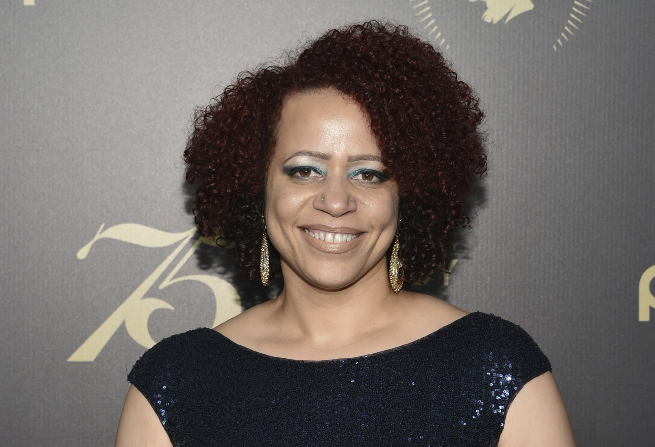 Nikole Hannah-Jones attends the 75th Annual Peabody Awards Ceremony at Cipriani Wall Street in New York on May 21, 2016.