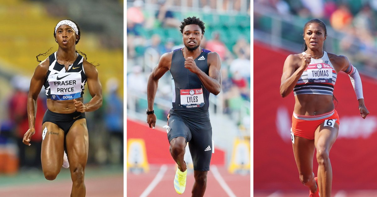 Your Guide to the Fastest and Most Exciting Track Events at the Tokyo Olympics