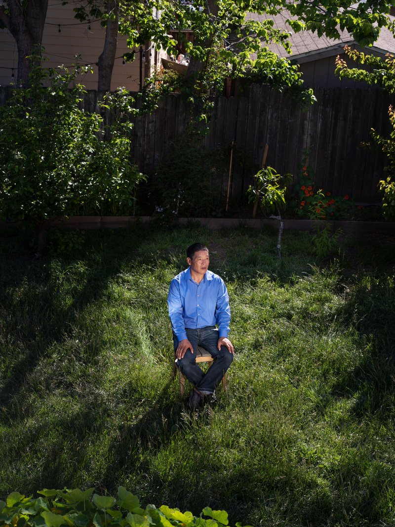 Dhondup Wangchen, who was jailed for six years after making a documentary about Tibet, is today exiled in San Francisco