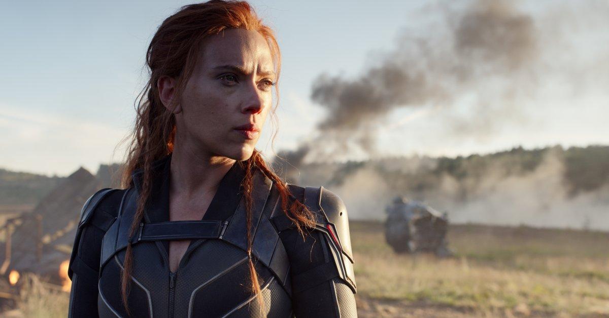 Why Scarlett Johansson Is Suing Disney Over Black Widow