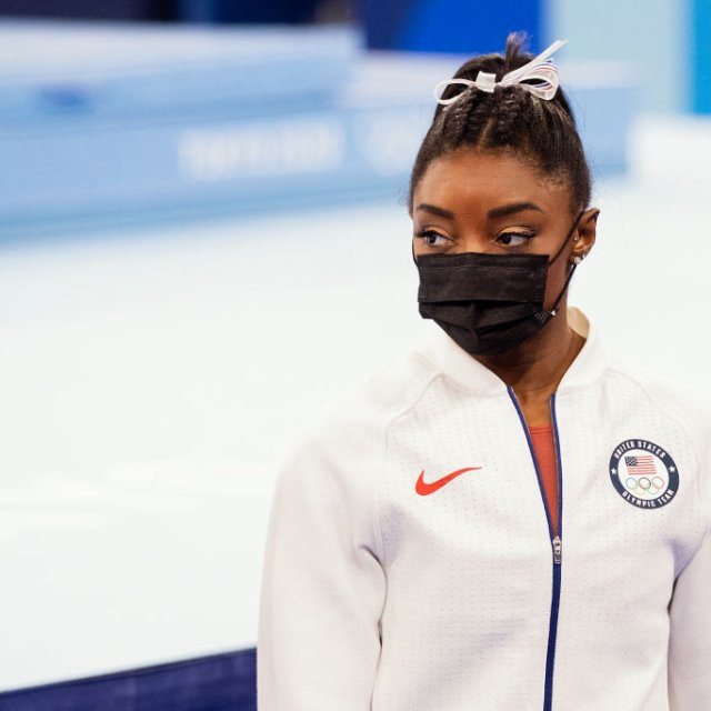 Why Simone Biles Pulled Out of Gymnastics Team Event