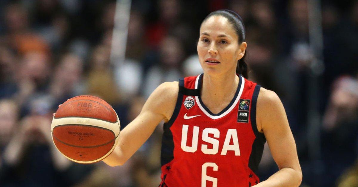 Sue Bird and Eddy Alvarez Are Team USA's Flag Bearers for Tokyo. Why That's a Good Choice