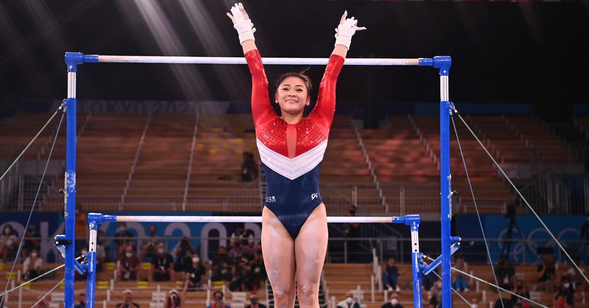 Sunisa Lee Is Representing America in the Tokyo Olympics�and a Community America Left Behind