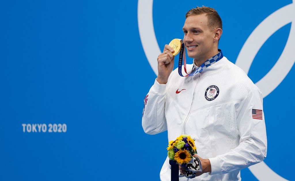 Team USA Swimming's Tokyo Olympics Medal Haul Fell Just Short of Rio. But Fresh Faces Offer Hope for the Future