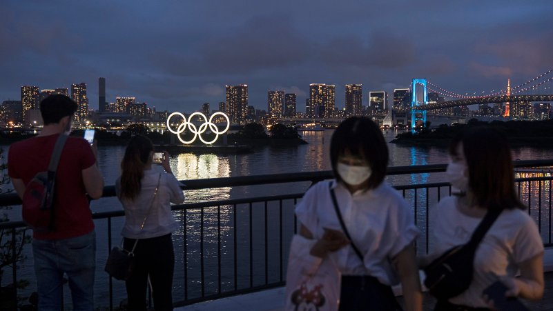 Tokyo's Plan to Avoid Pandemic Disaster During the Olympics