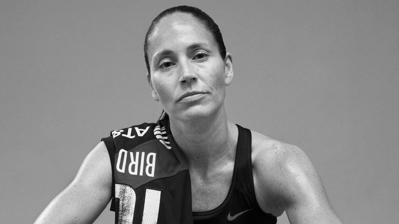 Sue Bird Stares Down Olympic Glory and Equity Off the Court