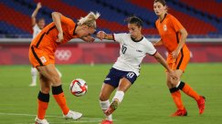 USWNT Defeats the Netherlands to Make Olympics Semifinals