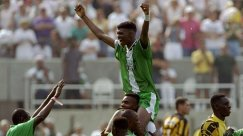 How Nigeria's 1996 Olympic Gold Changed the African Soccer World