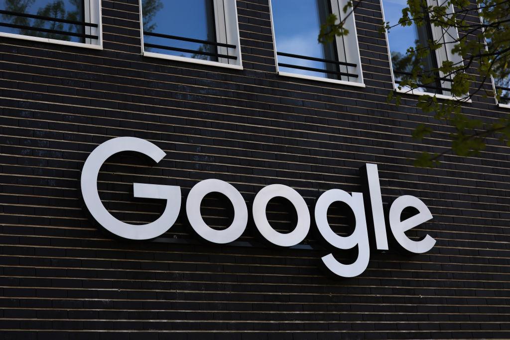 YouTube is part of Alphabet's Google.
