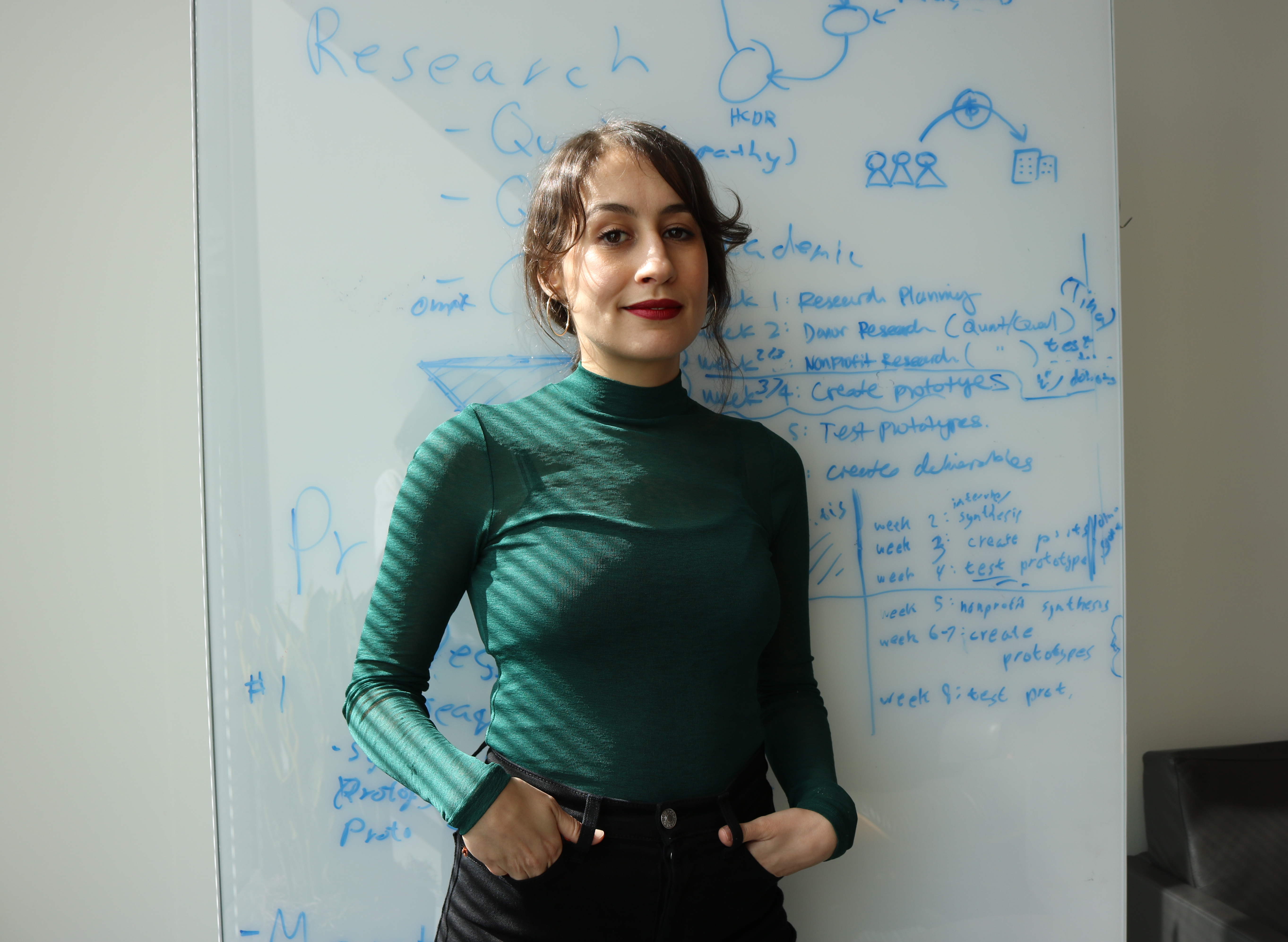 Mos founder and CEO Amira Yahyaoui