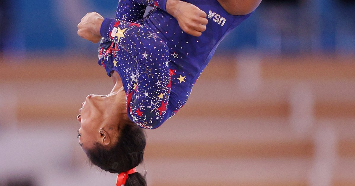 Simone Biles and Why We All Get the 'Twisties' (Even If We Can't Fly)