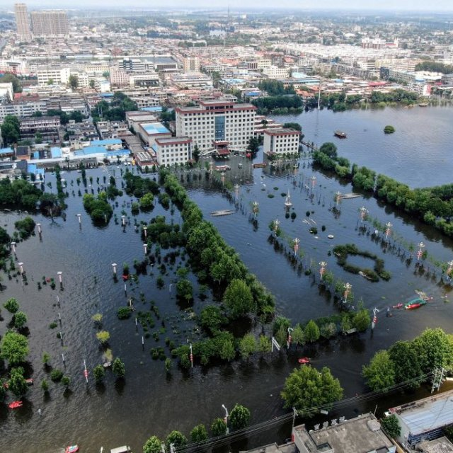 Populations are Growing in Flood-Prone Areas