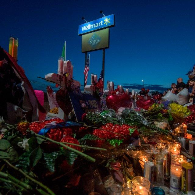 Healing Garden Marks Anniversary of El Paso Walmart Shooting