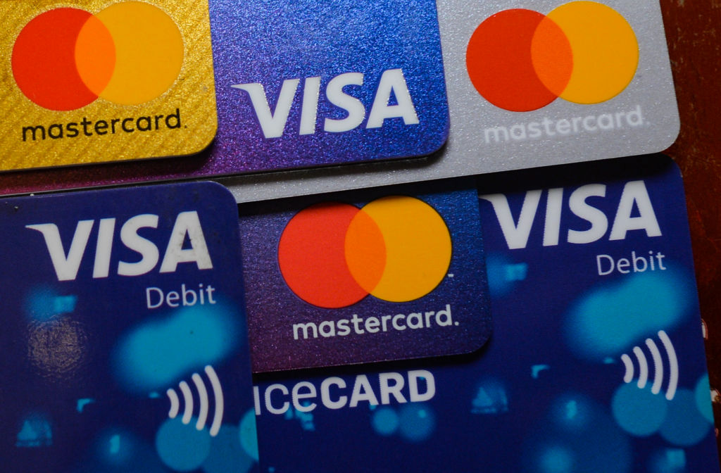 Mastercard and Visa prohibited the use of their cards on Pornhub in Dec. 2020. after allegations the site featured images of rape and child sex abuse.