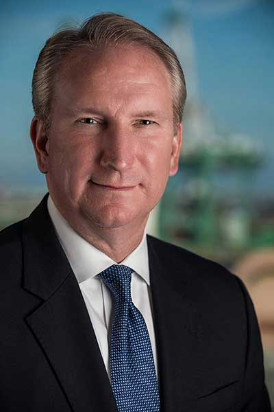 Gene Seroka, executive director, Port of Los Angeles.