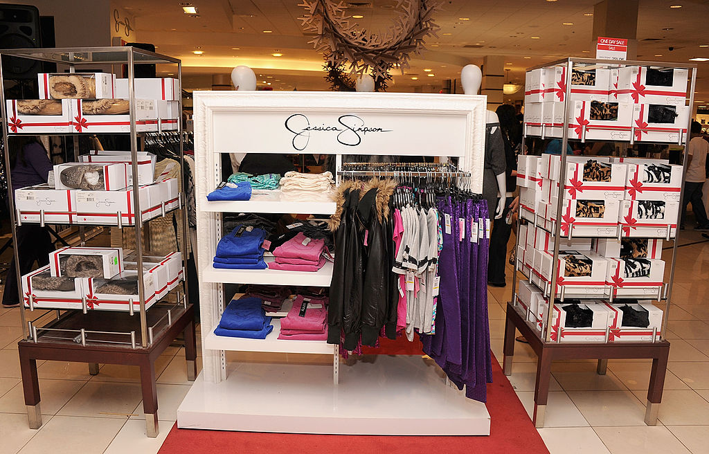 Atmosphere at Macy's South Coast Plaza in support of the Jessica Simpson and Jessica Simpson Girls Collections on November 10, 2012 in Costa Mesa, California.