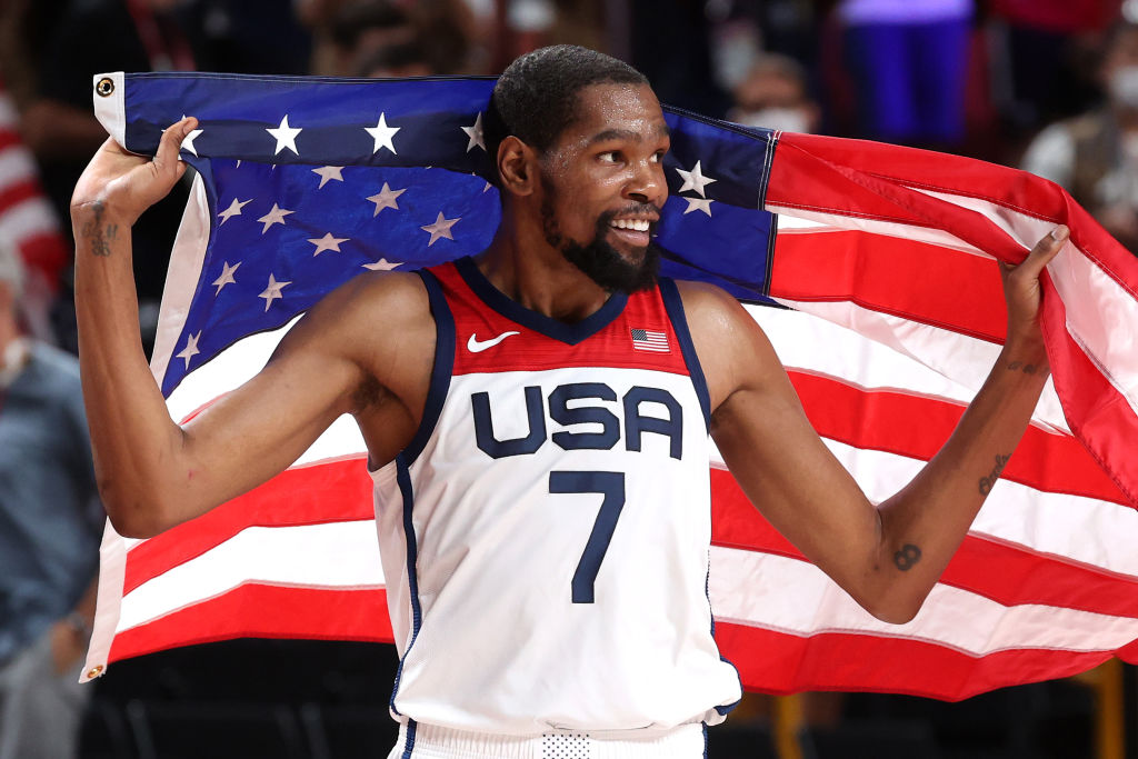 USA Men's Basketball Olympic Gold Was No Dream Team. But It Demands Our  Respect | Time