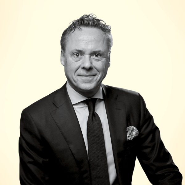 Ralph Hamers is chief executive of UBS