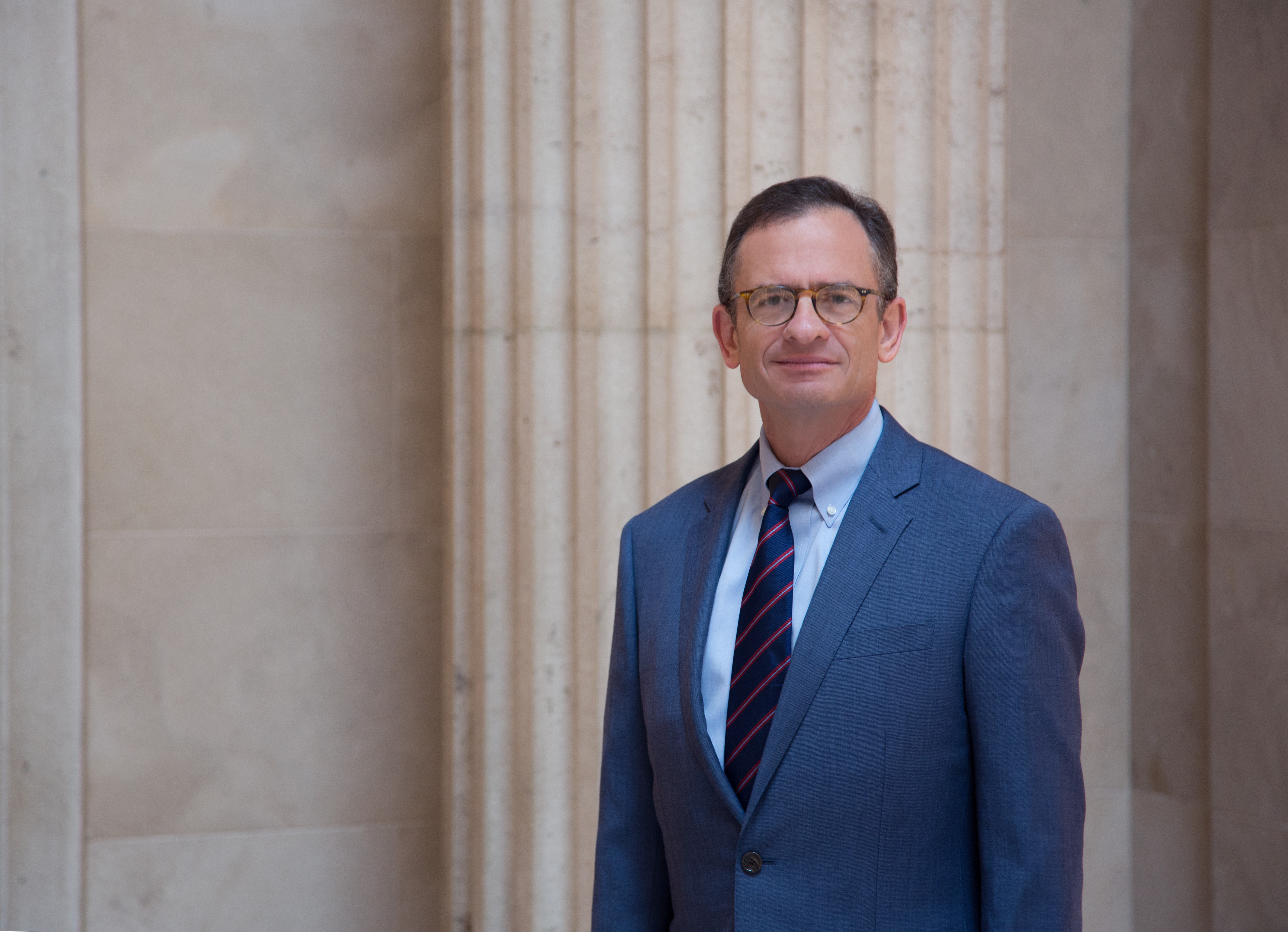Daniel Weiss, president and CEO of the Metropolitan Museum of Art