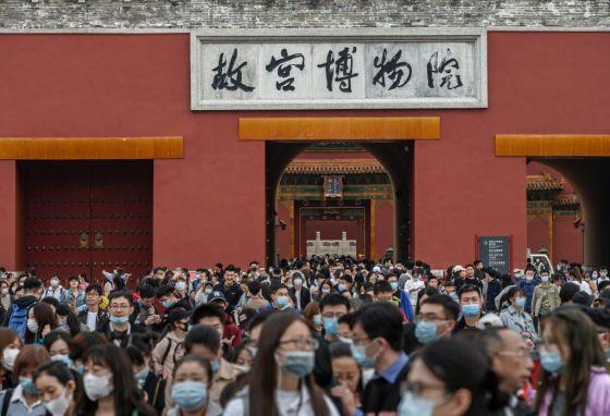 China Celebrates National Day & Mid-Autumn Festival