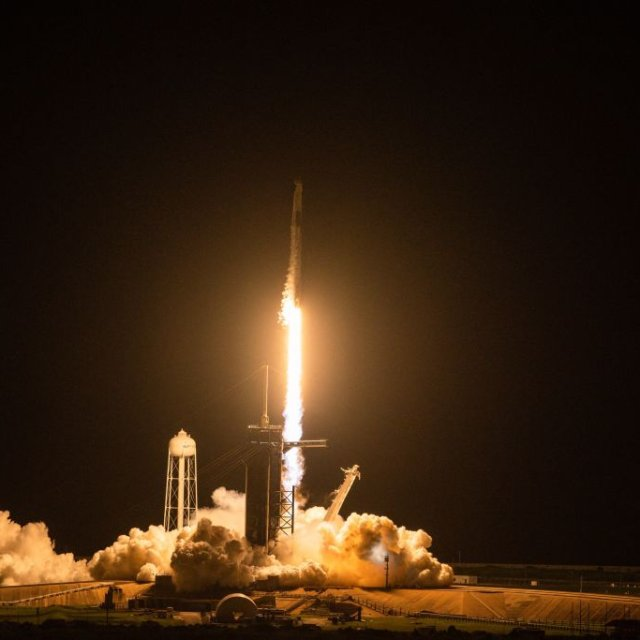 Liftoff! Inspiration4 Makes Space History
