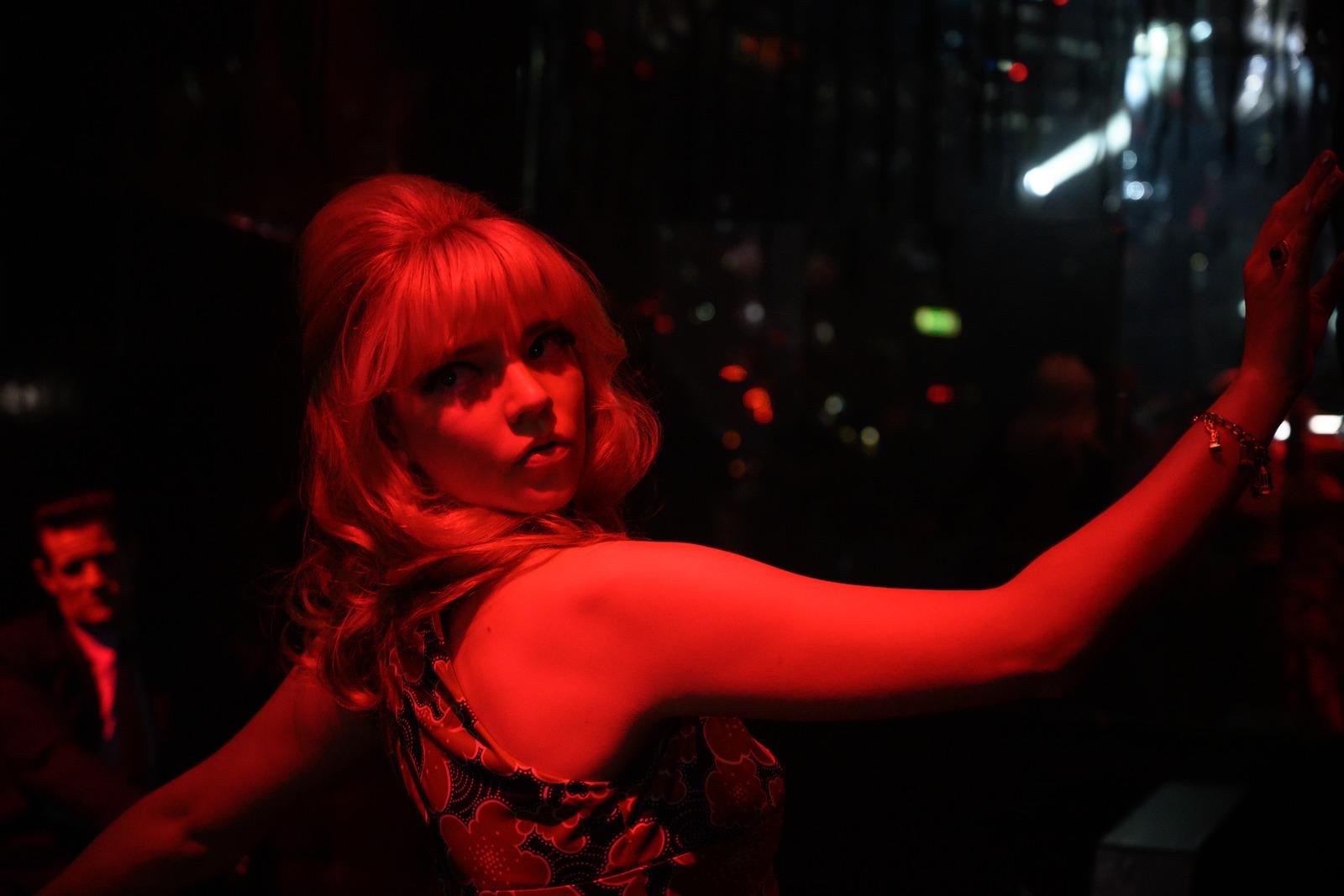Anya Taylor-Joy in 'Last Night in Soho'
