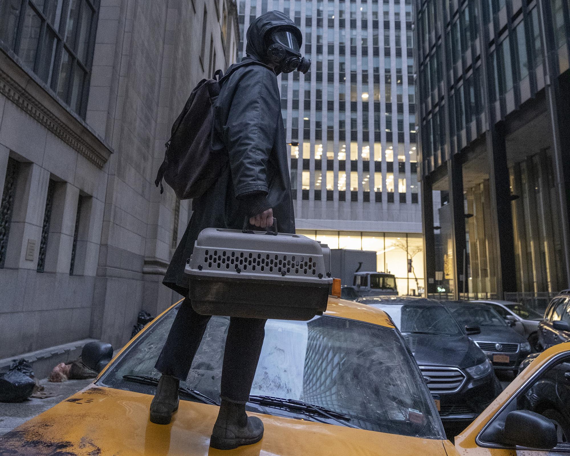 Ben Schnetzer in 'Y: The Last Man'