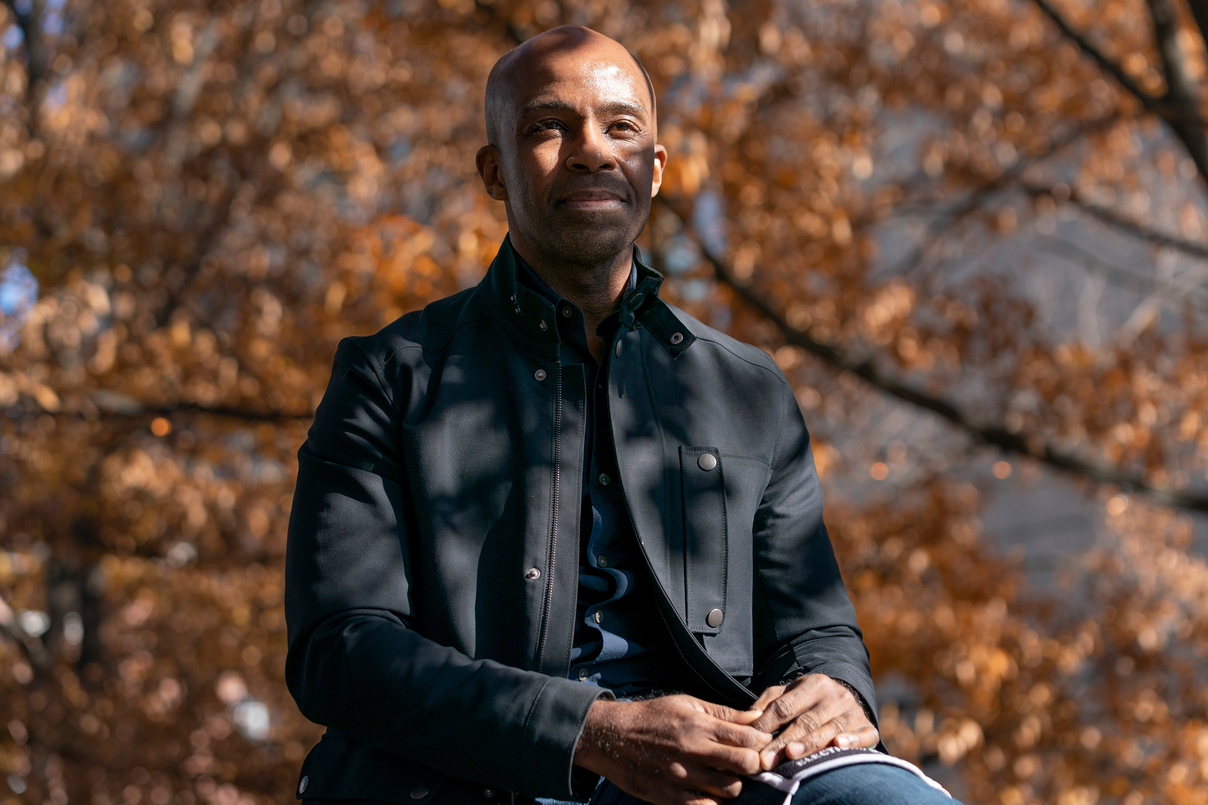 Alphonso David on Dec. 19, 2020. David was fired from his role as president of the powerful LGBTQ advocacy group Human Rights Campaign on Sept. 6.
