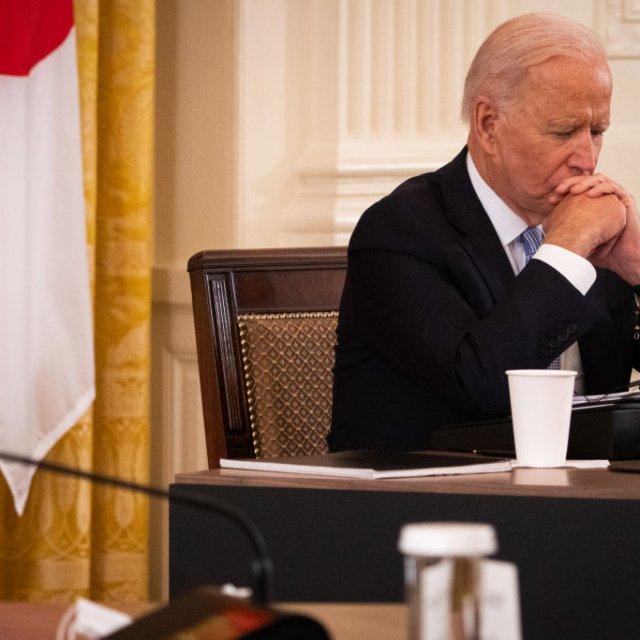 Joe Biden's Effort to Pass His Domestic Agenda