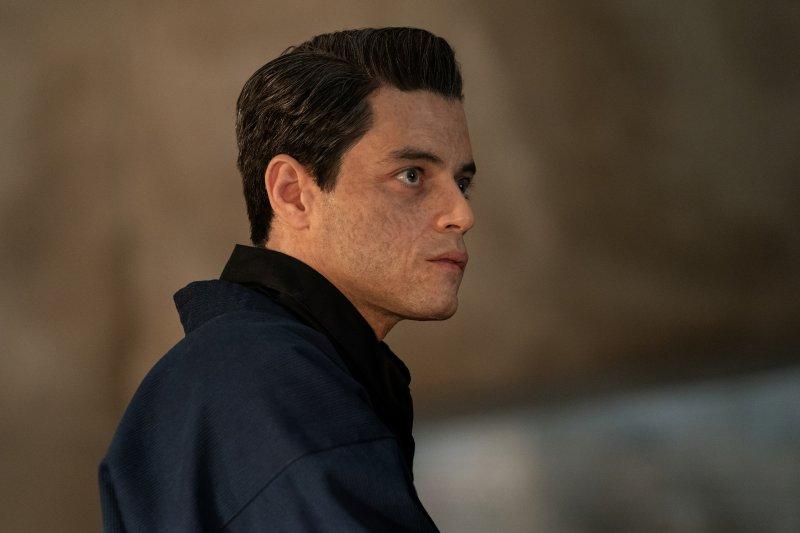 Safin (Rami Malek) in 'No Time to Die'